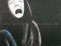 Mein Schrei, 1998, von Katharina M. Ratjen