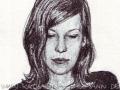 Selbstportrait, 2005 von Katharina M. Ratjen